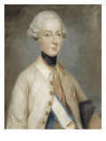 Ferdinand-Charles-Antoine-Joseph-Jean-Stanislas (1754-1806), archiduc d'Autriche Lmina gicle por Joseph Ducreux
