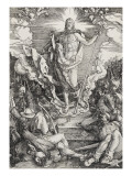 Grande passion - La résurrection du Christ Giclee Print by Albrecht Dürer