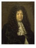 François Michel Le Tellier, marquis de Louvois (1641-1691) Giclée-Druck von Jacob Ferdinand Voet