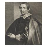 Henry Du Booys Giclée-Druck von Cornelius de Visscher