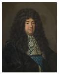 François-Michel Le Tellier , marquis de Louvois (1641-1691) , ministre Giclée-Druck von Jacob Ferdinand Voet