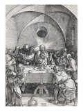 Grande passion - La Cène Giclee Print by Albrecht Dürer