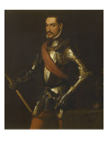 Fernando Alvarez De Toledo (1507-1582), Duke of Alba Giclee Print by Louis Coblitz