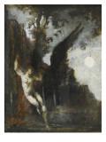 Ganymède Giclee Print by Gustave Moreau