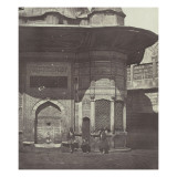 Fontaine du sultan Mahmoud Giclee Print by James Robertson
