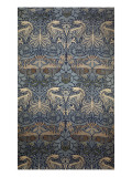 Tenture Peacock Giclee Print by William Morris