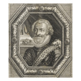 Henri IV en buste Giclee Print