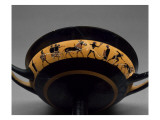 Band Cup Attic Black-Figure Said Cutting Fieldwork Giclee Print