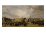 Back from the Ashes of Napoleon I, December 15, 1840 Giclee Print by Jacques Guiaud