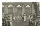Her Majesty the Empress Marie Louise, Queen of Italy Giclee Print