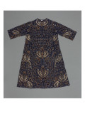 Cake Dress (Kain Panjang): Long Kaftan-Style Dress Giclee Print
