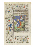 Hours for the Use of Troyes. St. John the Evangelist Giclee Print