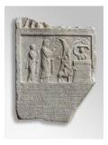 Bas-Relief Procession Sacrificial / Worship Cybele Giclee Print