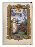 Hours of Anne De Montmorency: Woman of the Apocalypse Giclee Print