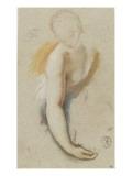 Tête et bras de femme Giclée-Druck von Nicolas Vleughels