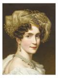 Auguste-Amélie de Bavière Giclee Print by Joseph Karl Stieler