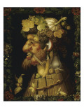 L&#39;Automne Giclee Print by Giuseppe Arcimboldo