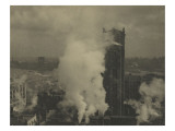 Camera Work Oct.1908: over the House-Tops New York Giclee Print by William E. Wilmerding