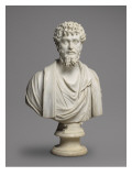 Bust of the Emperor Septimius Severus (193-211 Ad) Giclee Print