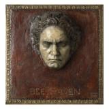 Beethoven Gicleetryck av Franz von Stuck