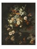 Blumenstrauß Giclée-Druck von Joris Van Son