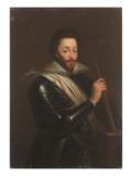 Henri de Bourbon, duc de Montpensier (1573-1608) Giclee Print by Louis Edouard Rioult