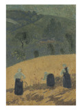 La Moisson Giclee Print by Paul Serusier