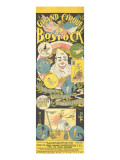 Bostock Circus Maximus, the First Circus in England - Giclee Baskı