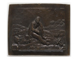 Bas-relief Giclee Print by Antoine Charles Horace Vernet