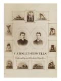 Carsley-Howells and Hydravoltigeure-Künstler Grotesk Giclee Print