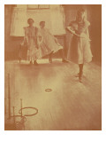 Camera Work, juillet 1903; Ring toss (jeux d&#39;anneaux) Giclee Print by Clarence White