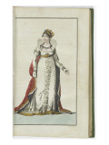 Ceremonial of the French Empire: Empress Josephine Giclee Print
