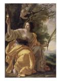 La Charité (autrefois : la Foi) Giclee Print by Simon Vouet