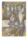 Le cirque Giclee Print by Georges Seurat
