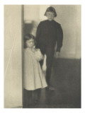 Camera Work jan 1905 : the Beatty Children Giclee Print by Clarence White