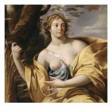 Cérès, déesse des moissons Giclée-Druck von Simon Vouet