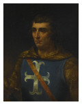Clement Henry Ii ( -1265), Lord of Argentan and Metz Giclee Print by Louis Charles Auguste Couder