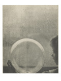 Camera Work, juillet 1908 : Drops of rain Giclee Print by Clarence White
