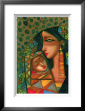 Madonna Limited Edition Framed Print by Peter Mitchev