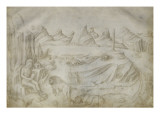 Saint Jme au Drt Giclee Print by Jacopo Bellini