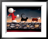 Show Me The Way To Go Home Limited Edition Framed Print by Doug Hyde