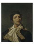 Jean-Paul Marat (1743-1793), homme politique Giclee Print by Joseph Boze