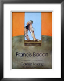 Galerie Lelong Limited Edition Framed Print by Francis Bacon