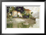 Verona, Itally 11 Limited Edition Framed Print by Ted Goerschner