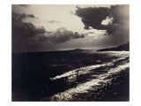 Mer Méditerranée, Mont Agde Giclee Print by Gustave Le Gray