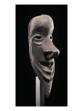 Mask for Ritual Celebrations of the Harvest of Yams Giclee Print