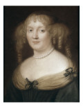 Madame de Sévigné (1622-1694), Marie de Rabutin Chantal marquise de Giclee Print by Robert Nanteuil