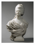 Marie-Antoinette (1755-1793), reine de France Lmina gicle por Simon Louis Boizot