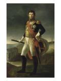 Jean-de-Dieu Soult, maréchal duc de Dalmatie (1769-1851), maréchal de l'Empire, ministre Giclee Print by Louis Henri De Rudder