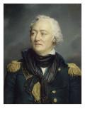 Louis René Madeleine Levassor de La Touche-Tréville, comte amiral en 1792 (1745-1804) Giclee Print by Georges Rouget